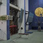 Area per l'allenamento a secco