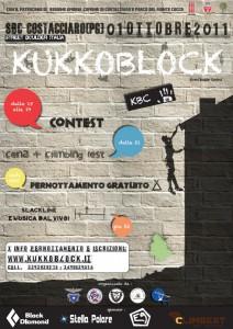 Il volantino del Kukkoblock 2011!